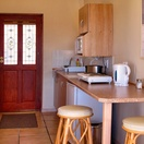 Self Catering Suite Kitchenette, Paradise Found accommodation in Knysna