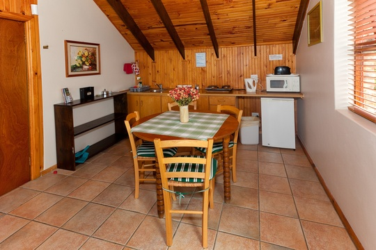 Kitchenette, Self catering Apartment, Paradise Found accommodation in Knysna