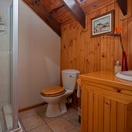 Bathroom, Bed and Breakfast, Paradise Found accommodation in Knysna