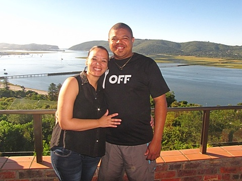 Kimche & Daryl Nel on honeymoon 16-19 Dec. 2013: Thank you so much for letting us enjoy our honeymoon in this great place. The view is to die for. We didn't actually wanna go anywhere but just enjoy the view. Your hospitality & service was great. We will definitely come back again. The food and views in this place is superb.