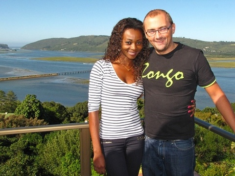 Dora & Ivan Voevodsky on honeymoon from D.P. Congo 16-18 April 2014: Dora and I would like to thank you so much for the welcome to your so beautiful house. You did everything to make us feel so comfortable. We really have appreciated all your very special attention that made this stay unique….  and we'll never forget it for sure.