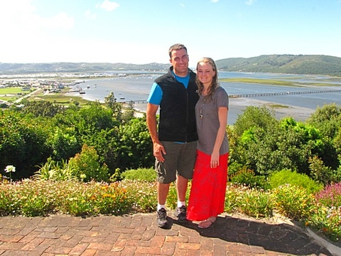 Stefan & Eunice Marx on honeymoon 1-4 Dec. 2013: We have a view one can only dream of!  We enjoyed our stay very much and had everything and more we needed. We will definitely recommend this place to all our friends and family. Thanks for a wonderful stay!