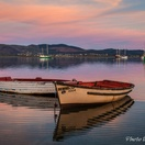 Knysna Boats sunrise