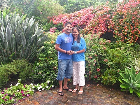 Vimal & Varsha Rama on honeymoon 3-7 Jan 2014: Thank you so much for an amazing four days, with absolutely stunning views. A perfect and unforgettable honeymoon experience indeed. We will definitely be back to visit soon.