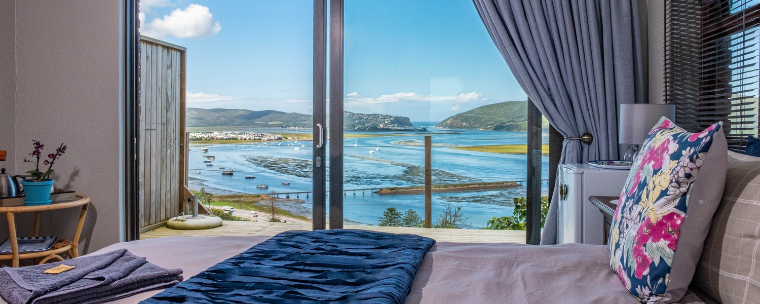 Every room has a stunning view!
